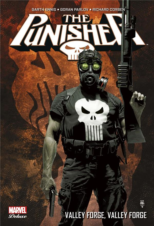 The Punisher T.7 ; Valley Forge, Valley Forge