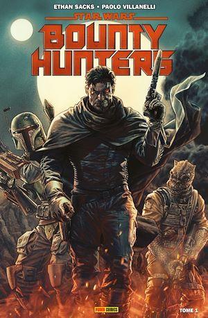 Star Wars ; bounty hunters