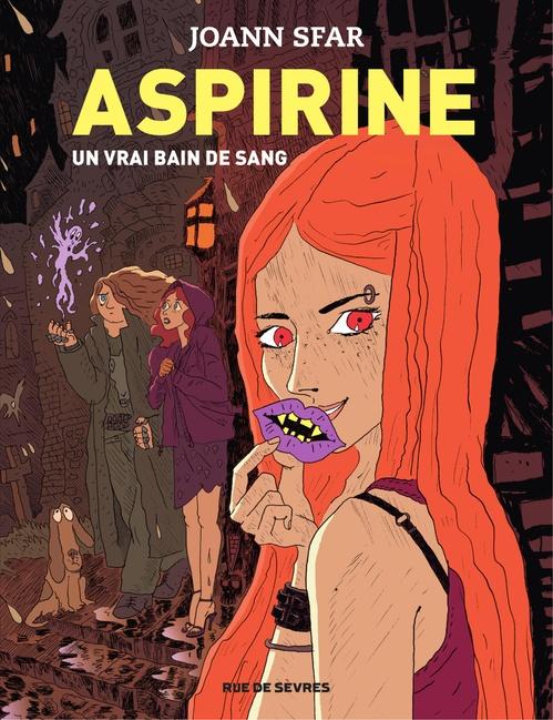 Aspirine T.2 ; un vrai bain de sang