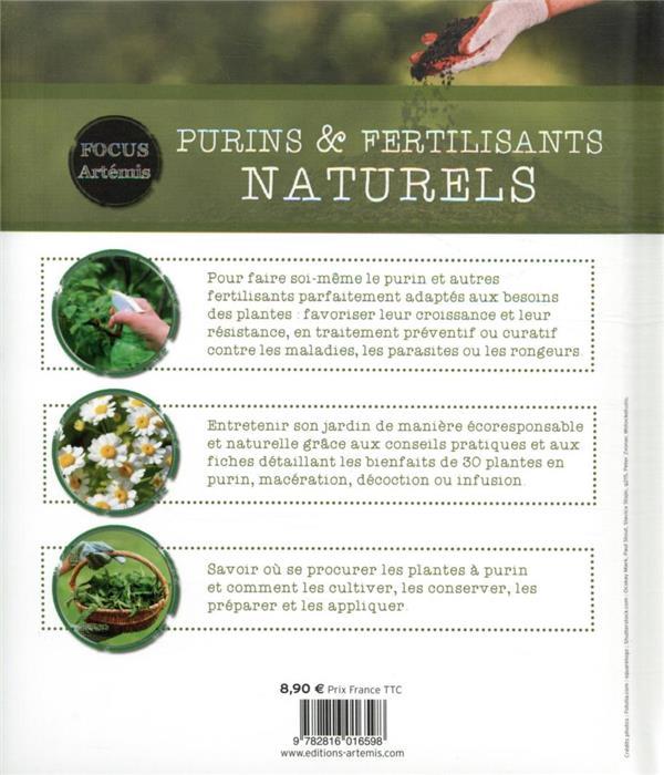 purins et fertilisants naturels