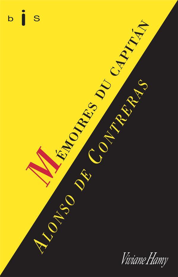 MEMOIRES DU CAPITAN ALONSO DE CONTRERAS