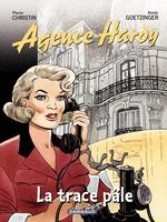 Vente Livre Numérique : Agence Hardy - Tome 2 - La trace pâle  - Pierre Christin