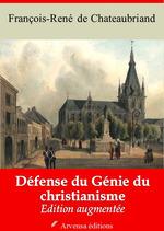 Vente Livre Numérique : Défense du génie du christianisme - suivi d'annexes  - François-René de Chateaubriand