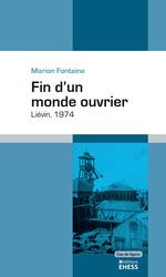 Vente EBooks : Fin d'un monde ouvrier  - Marion Fontaine