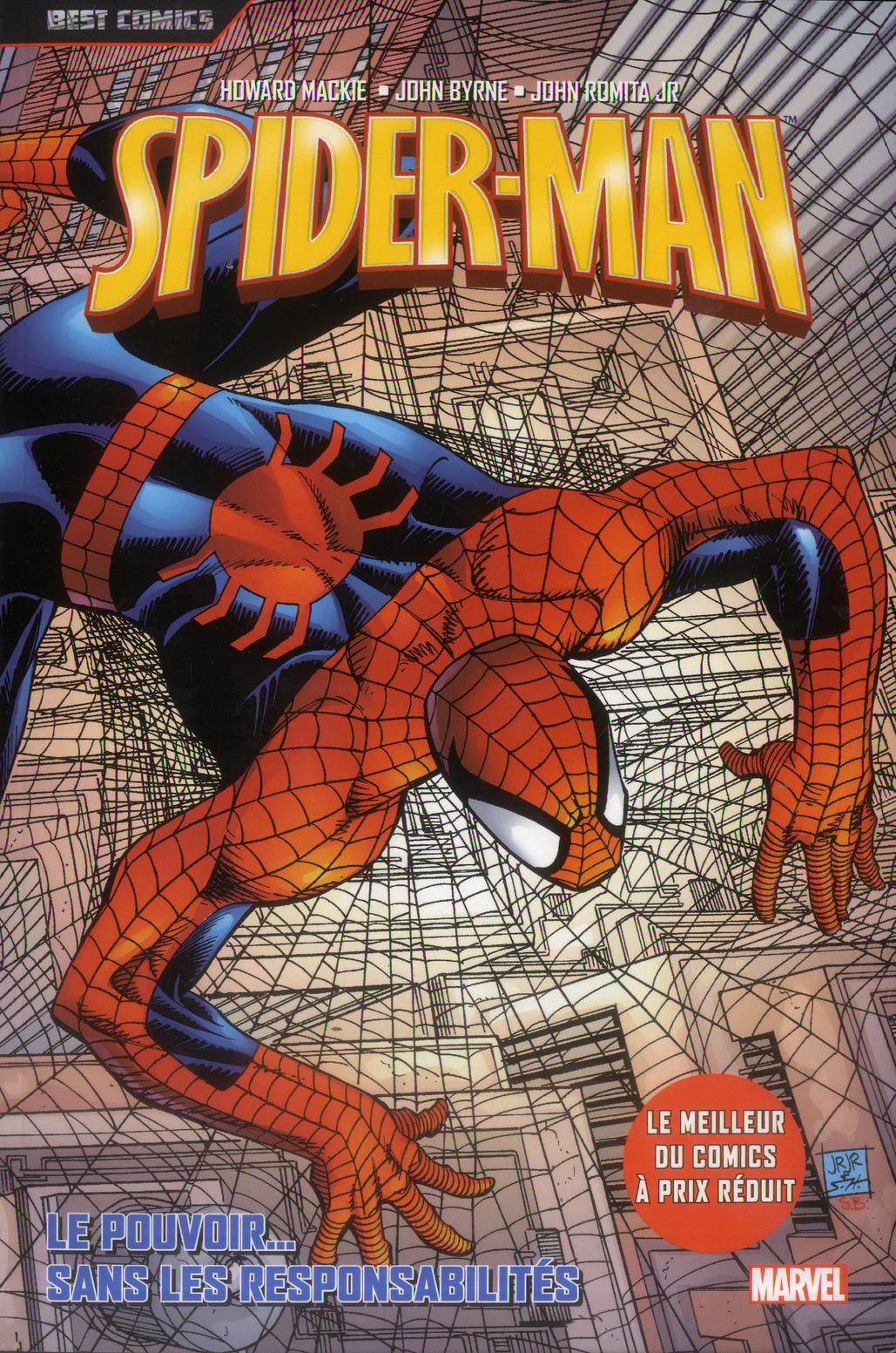 Spider-Man T.5 ; le pouvoir... sans les responsabilités