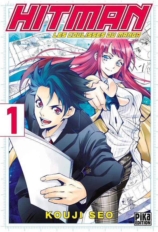 Hitman - Les Coulisses Du Manga T.1