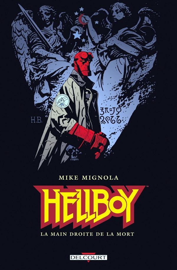 Hellboy T.4 ; La Main Droite De La Mort