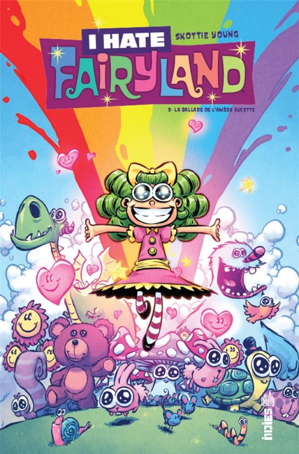 I HATE FAIRYLAND TOME 3 YOUNG SKOTTIE