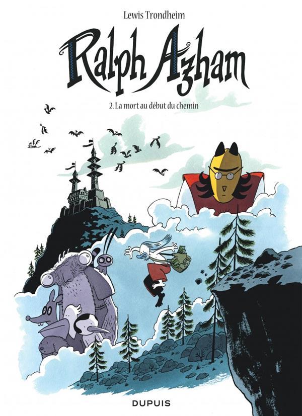 RALPH AZHAM - TOME 2 - LA MORT AU DEBUT DU CHEMIN (OPERATION 7?) TRONDHEIM