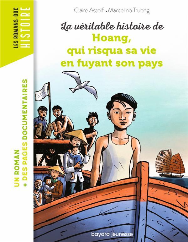 la véritable histoire de Hoang, qui risqua sa vie en fuyant son pays