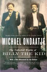 Vente Livre Numérique : The Collected Works of Billy the Kid  - Michael Ondaatje