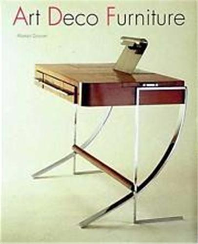 Art deco furniture (paperback) /anglais