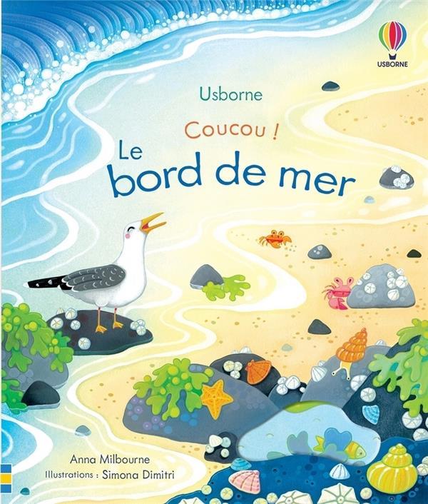 COUCOU !  -  LE BORD DE MER