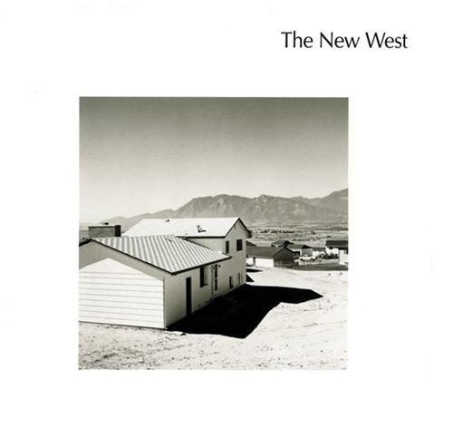 Robert Adams : the new west