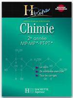 Vente EBooks : Chimie 2e année MP-MP*/PT-PT*  - Alain Jaubert  - André Durupthy  - Jacques Estienne  - Odile Durupthy