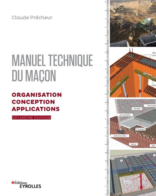 Manuel technique du maçon v.1 (2e édition)