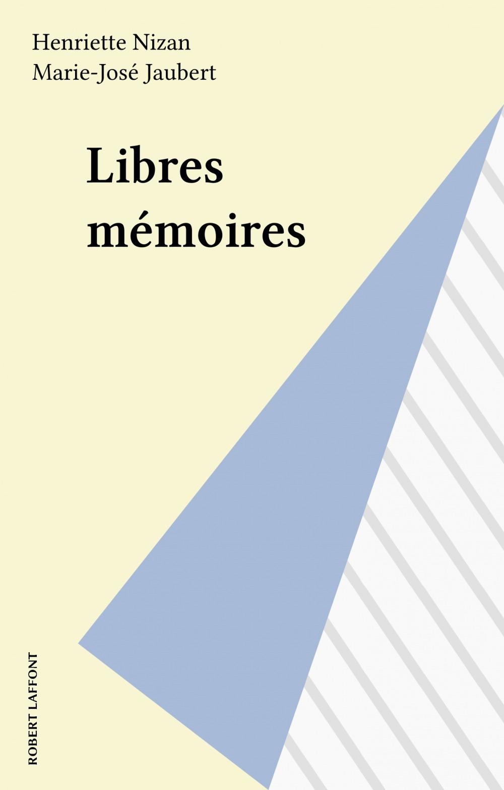 Libres memoires