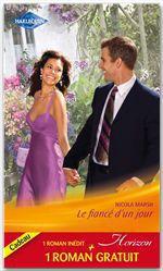 Vente Livre Numérique : Le fiancé d'un jour - Le bonheur d'être maman  - Nicola Marsh - Trish Wylie