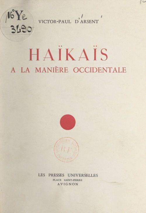 Haïkaïs