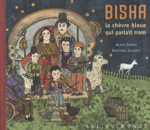 Bisha, la chèvre bleue qui parlait rom