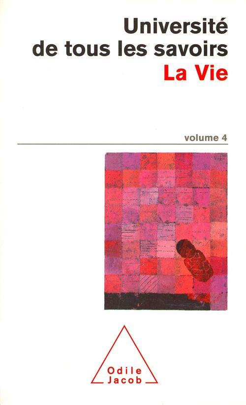 La vie - utls, volume 4