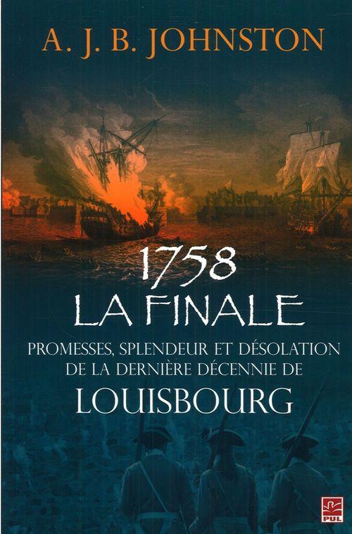 1758, la finale