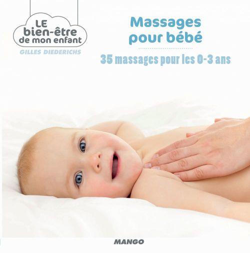 35 massages pour bébé