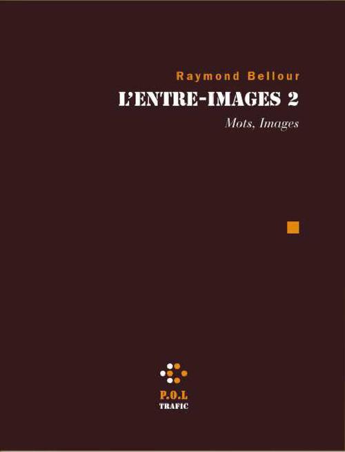 Trafic ; l'entre-images 2 ; mots images