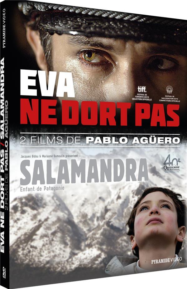 2 films de Pablo Agüero : Eva ne dort pas + Salamandra, enfant de Patagonie