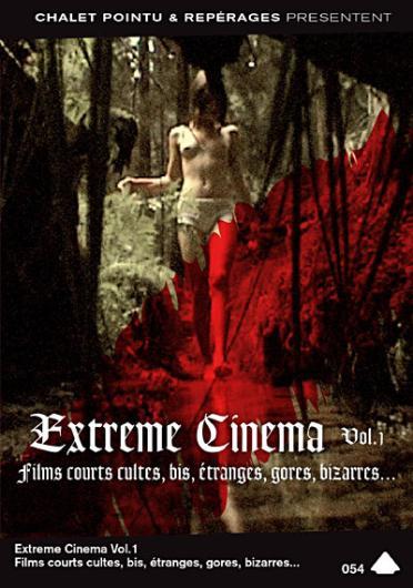 Extrême cinéma : Films courts cultes, bis, étrange, gores, bizarres... - Vol. 1