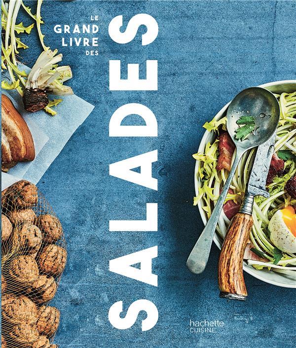 Le grand livre des salades