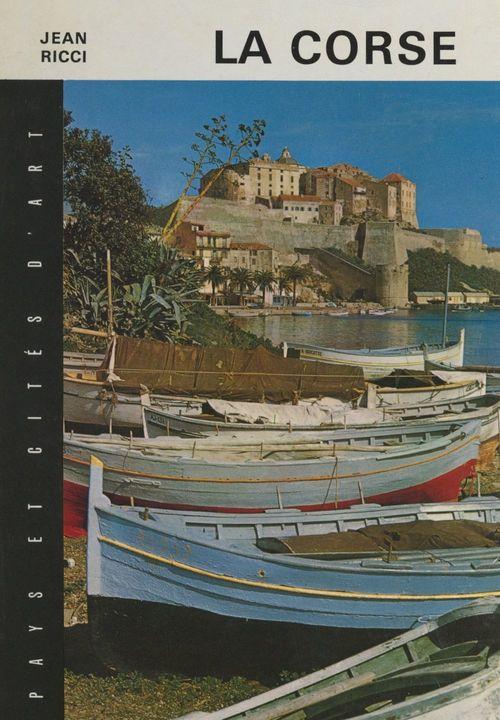 La Corse  - Jean Ricci