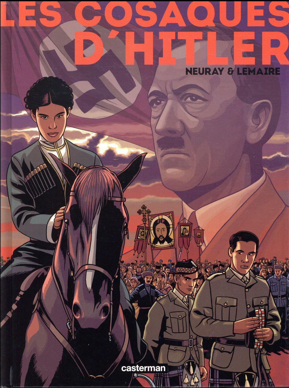 Les cosaques d'Hitler ; INTEGRALE T.1 ET T.2