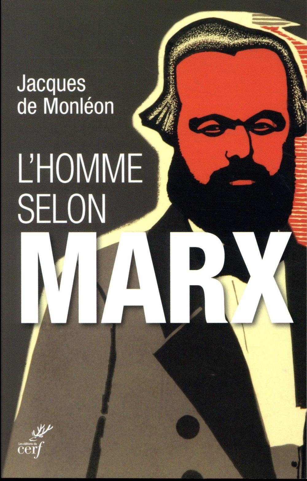 L'homme selon Marx