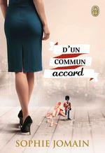 Vente Livre Numérique : D´un commun accord  - Sophie Jomain
