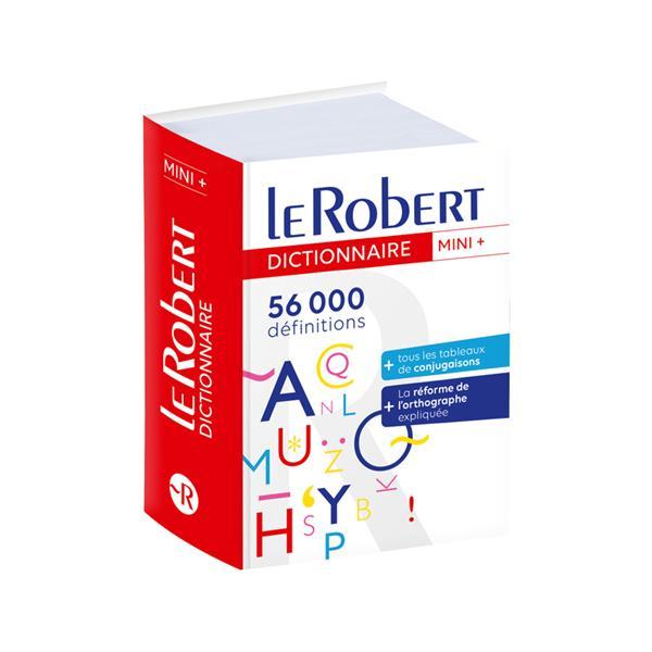 LE ROBERT & COLLINS ; MINI + ; dictionnaire langue française