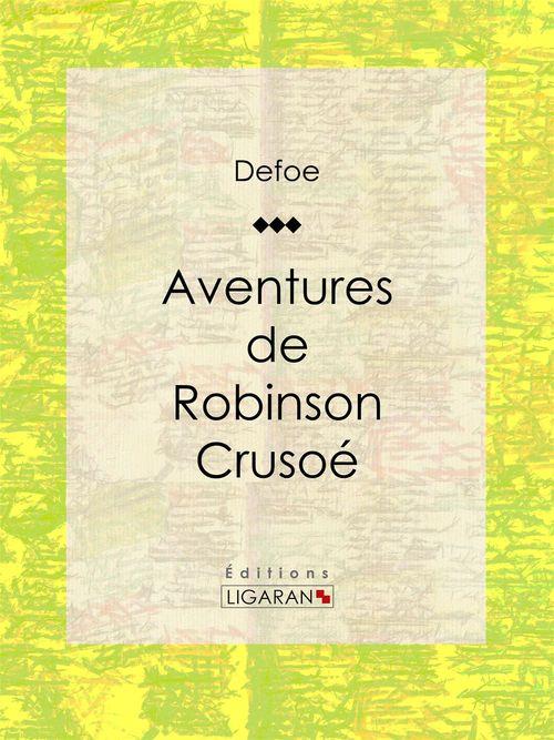 Aventures de Robinson Crusoé