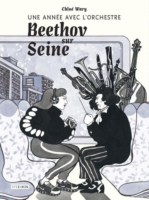 une année avec l'orchestre ; Beethov sur Seine