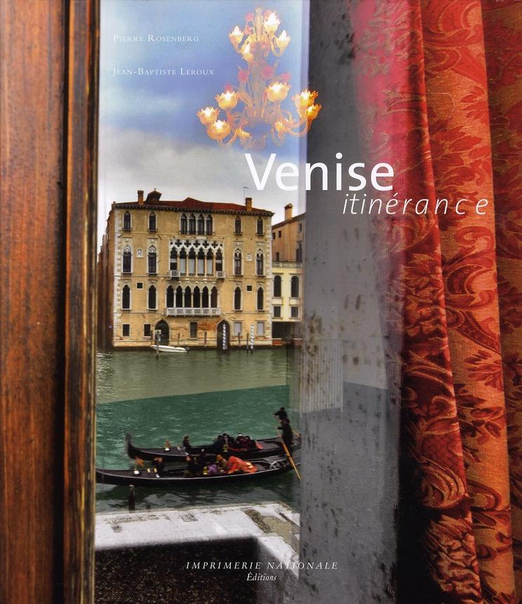 Venise ; itinérance