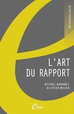 Vente Livre Numérique : L'Art du rapport