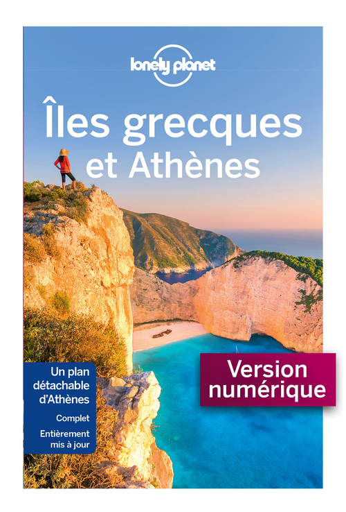 Îles grecques et Athènes - 10ed