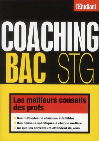 Coaching Bac STG
