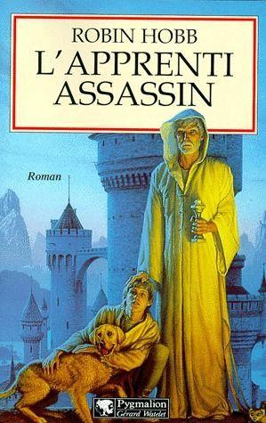 L'assassin royal T.1 ; l'apprenti assassin