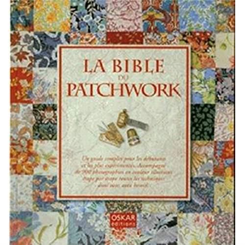 la bible du patchwork