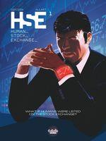 Vente Livre Numérique : Human Stock Exchange - Volume 1  - Xavier Dorison