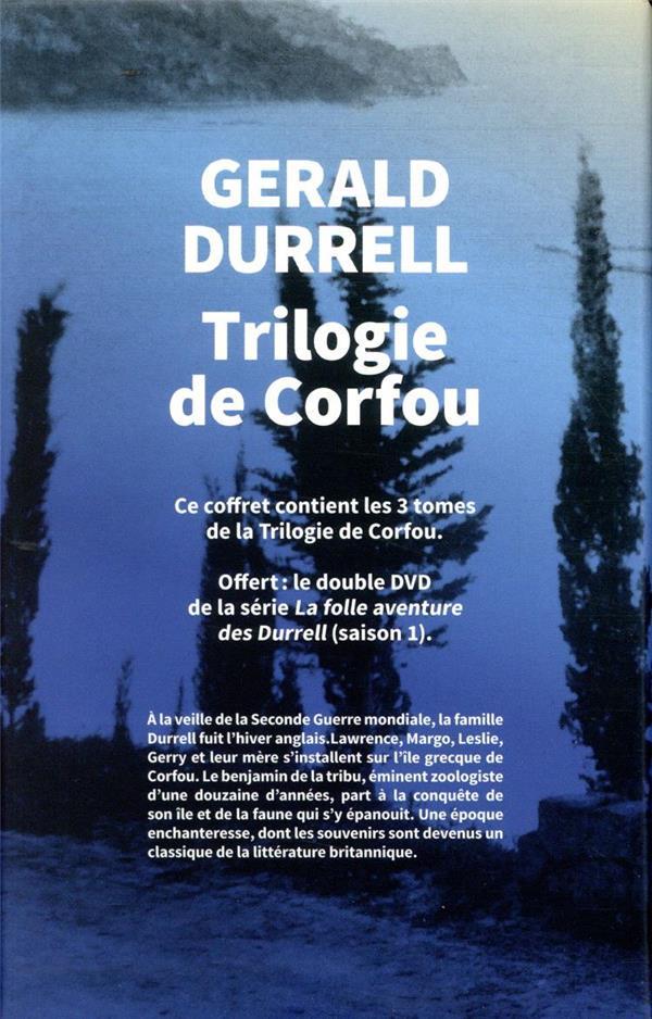 la trilogie de Corfou