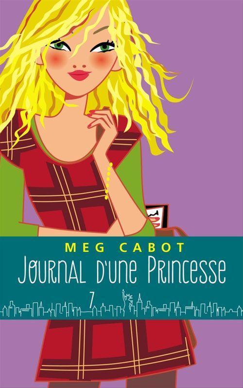 Journal d'une princesse - Tome 7 - Petite fête et gros tracas
