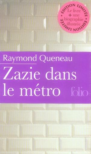 Zazie Dans Le Metro Etui