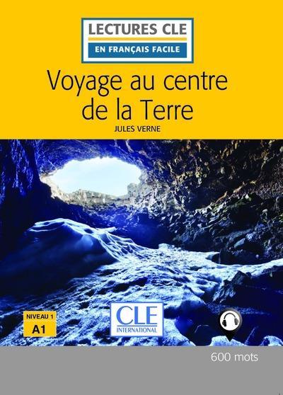Voyage au centre de la Terre, d'après Jules Verne ; niveau 1 A1