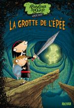 Vente Livre Numérique : Araminta Spookie T2 : La grotte de l'épée  - Angie Sage